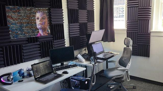 New office renovation