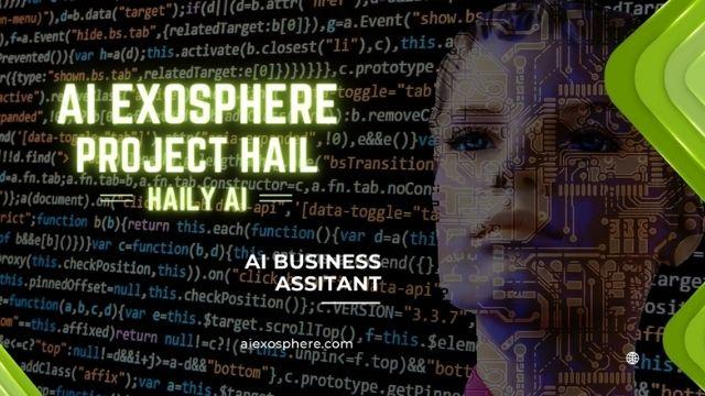AI Exosphere Press Release